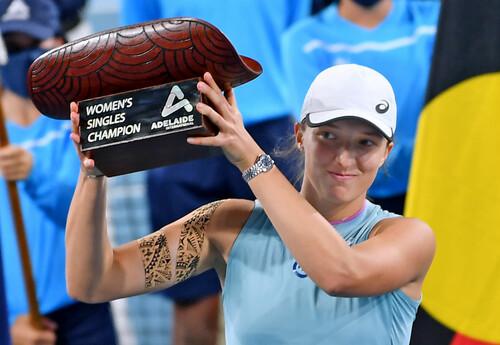 Рейтинг WTA. Свитолина сохранила позицию, дебют Свёнтек в топ-15