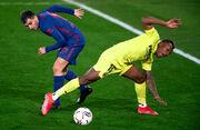 Вильярреал – Атлетико – 0:2. Видео голов и обзор матча