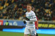 Цыганков обошел Милевского по голам за Динамо в чемпионате Украины