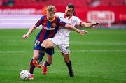 Где смотреть онлайн матч Кубка Испании Барселона – Севилья