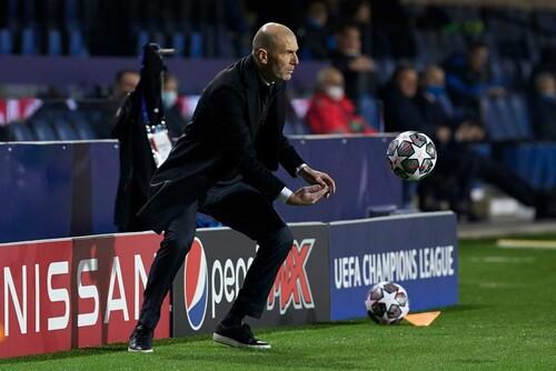 Зидану чемпионства не видать? Реал едва спас ничью в игре с Реалом Сосьедад