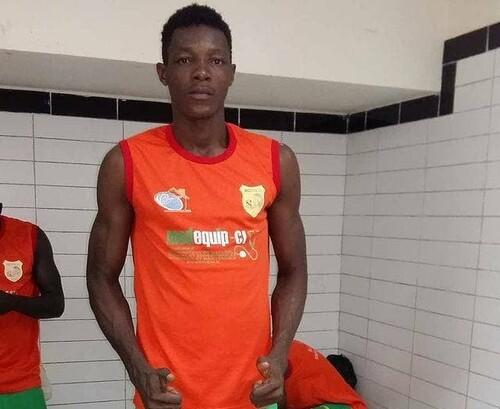 Юный африканец. Ворскла подписала 18-летнего полузащитника из Кот-д'Ивуара