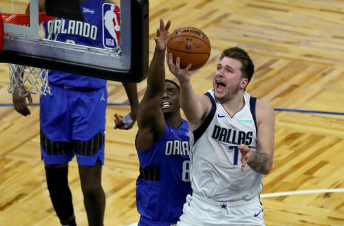 НБА. 33 очка Дончіча допомогли Далласу перемогти, успіх Філадельфії