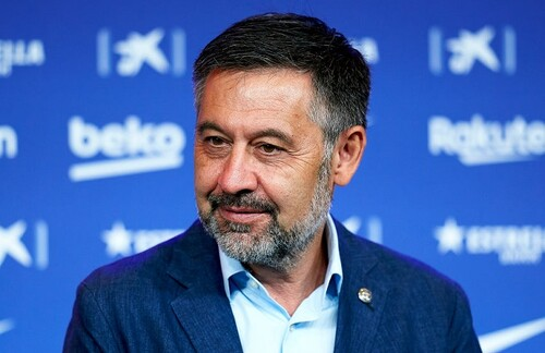 Экс-президента Барселоны отпустили под залог