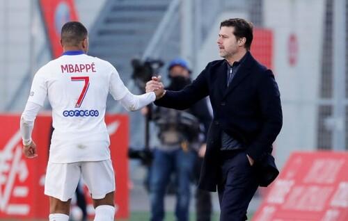 Маурисио ПОЧЕТТИНО: «Мбаппе – уже один из лучших в мире»