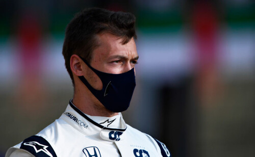 Данило Квят залишається в Ф-1. Росіянина запросили в команду Альпін
