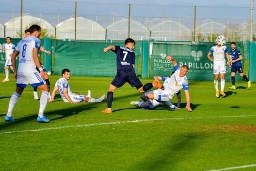 Металлист 1925 — Окжетпес — 1:0. Видео гола и обзор матча