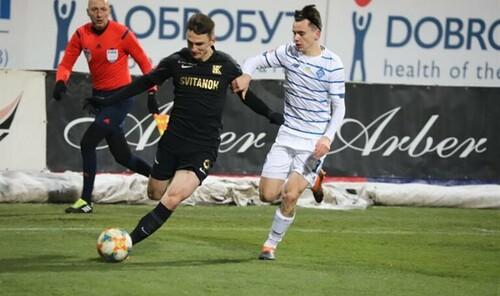 Где смотреть онлайн матч четвертьфинала Кубка Украины Динамо – Колос