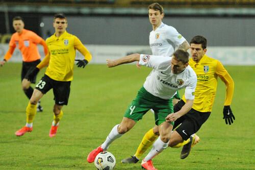 Виктор ВАЦКО: «Реализация ошибок – это тоже часть футбола»