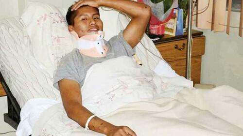 Выживший в авиакатастрофе с командой Шапекоэнсе уцелел в смертельном ДТП