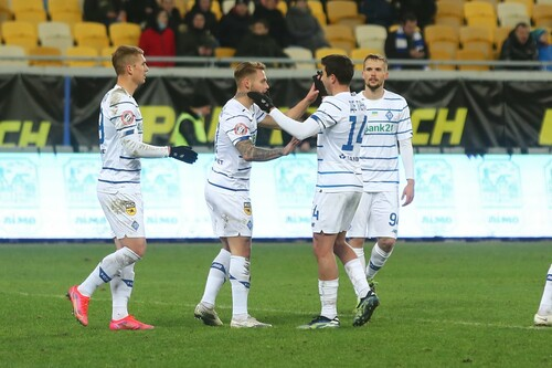 МАРКЕВИЧ: «Динамо нужно сосредоточиться на чемпионате и ЛЕ, а не на Кубке»