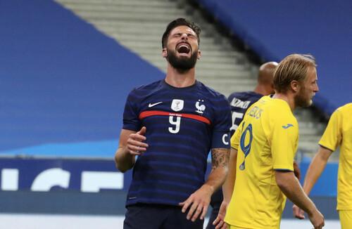 Матч Франция – Украина пройдет без зрителей