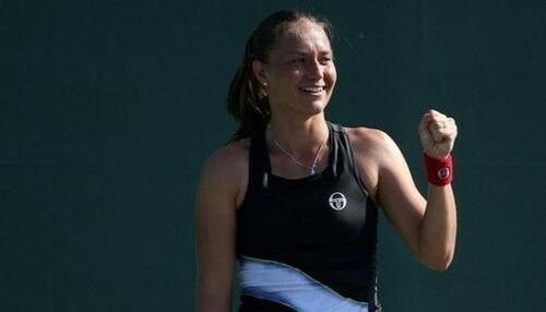 Бондаренко обыграла четвертую сеяную в первом круге 25-тысячнике ITF в США