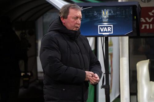 Владимир ШАРАН: «Это не тот Днепр-1, который был в прошлом году»