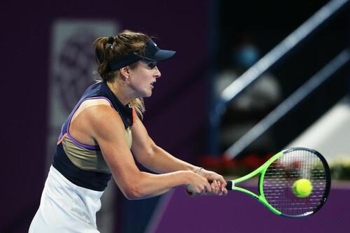 Свитолина разгромила первую соперницу на турнире в Дохе