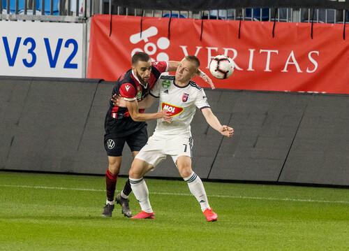 Українець Петряк забив 10-й гол за Фехервар в сезоні в Угорщині