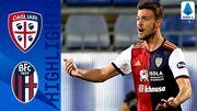 Кальяри – Болонья – 1:0. Видео гола и обзор матча