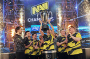 Natus Vincere – самая популярная команда в CS:GO в мире