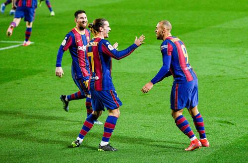 Барселона установила рекорд Кубка Испании