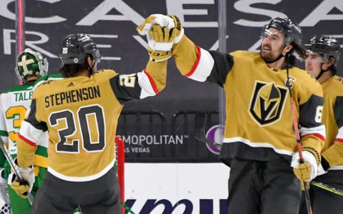 НХЛ. Торонто бьет Эдмонтон, победы Вашингтона, Вегаса и Колорадо