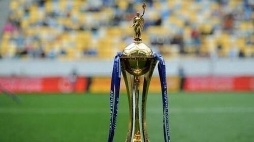 Стали известны полуфинальные пары Кубка Украины