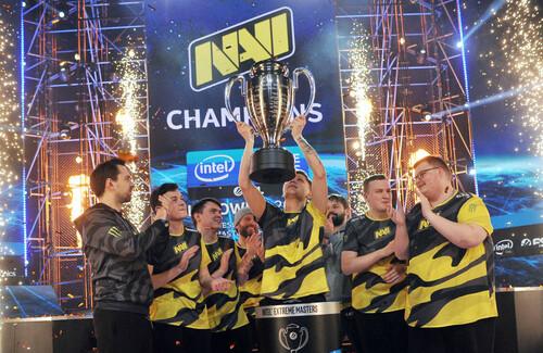Natus Vincere – найпопулярніша команда в CS:GO у світі