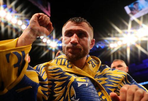 Ломаченко и Хэйни договорились провести бой в апреле или мае