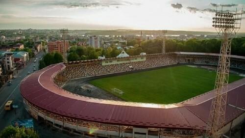 Источник: Агробизнес примет Динамо в Тернополе