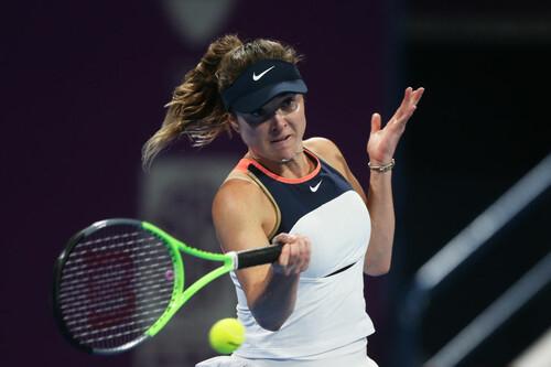 Свитолина сохранит место в топ-5 рейтинга WTA после турнира в Дохе