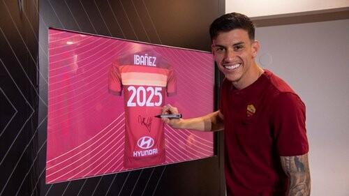 Рома продовжила контракт з Ібаньєсом