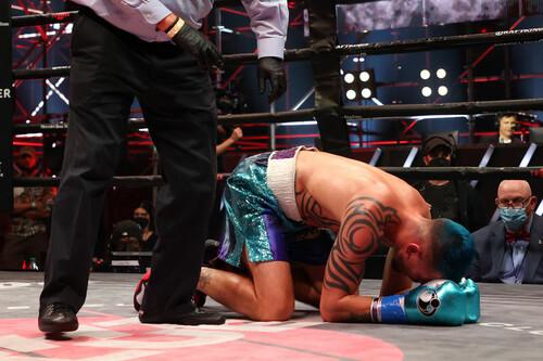 Календарь боев украинцев 2021 в боксе: Редкач и другие