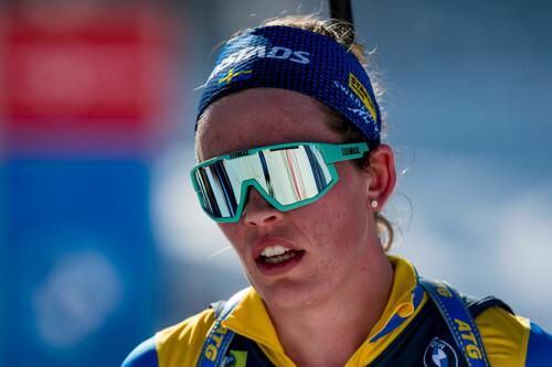 Ханна ЭБЕРГ: «Получила удовольствие от гонки»