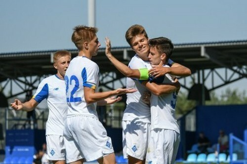 Динамо U-21 — Минай U-21. Смотреть онлайн. LIVE трансляция