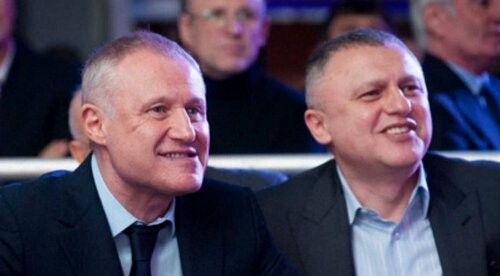 Джерело: Суркіси могли продати Динамо російському бізнесмену в 2012 році