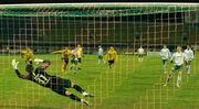 ВИДЕО. Красная карточка и пенальти. Ворскла забила в ворота Мариуполя
