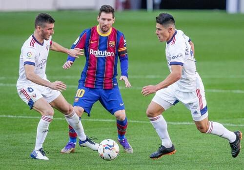 Осасуна – Барселона. Прогноз на матч чемпіонату Іспанії