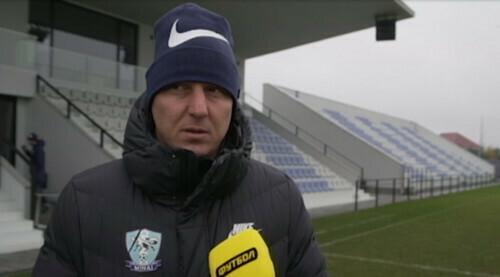 Василий КОБИН: «Будет приятно играть против команды Луческу»