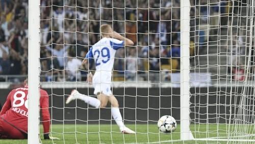 Виталий БУЯЛЬСКИЙ: «Для Динамо не существует второго места»