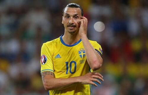 Ибрагимович вернется в сборную Швеции уже в марте