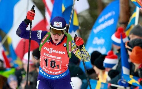 Анастасия МЕРКУШИНА: «Неплохой результат для нестабильного сезона»