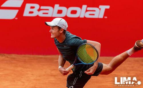 Сачко вышел в финал турнира ITF, Ваншельбойм и Крутых проиграли полуфиналы