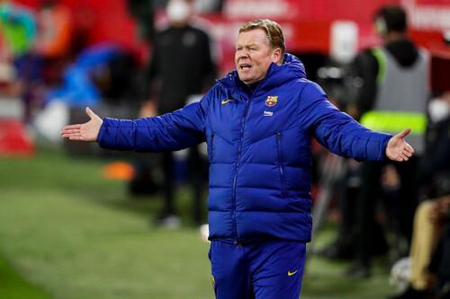 Пять игроков Барселоны, имеющих необъяснимо мало игровой практики у Кумана