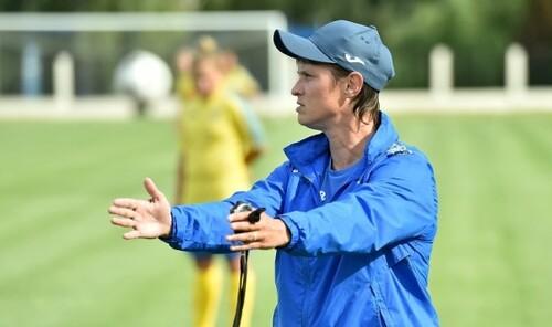Тренер женской сборной Украины: «Благоприятный жребий в плей-офф отбора»