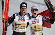 Двоеборье. Австрия – чемпионы мира в командном спринте