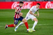 Атлетико - Реал - 1:1. Текстовая трансляция матча