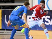 Где смотреть онлайн отборочный матч Евро-2022 по футзалу Украина - Хорватия