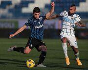 Интер - Аталанта - 1:0. Текстовая трансляция матча