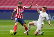 Интрига в Примере сохраняется. Атлетико упустил победу над Реалом