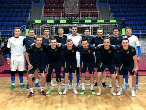 Украина - Хорватия. Прогноз и анонс на матч отбора к Евро-2022 по футзалу
