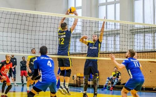 Житичи и Юракадемия вышли в полуфинал мужского чемпионата Украины